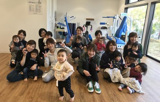 親子ダンス教室開催