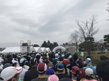 篠山ABCマラソンに出てきましたッ(*´∀`)♪