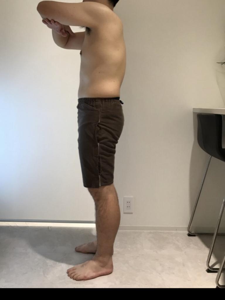「大学時代の身体に戻りたい!」と一心発起!:AFTER画像
