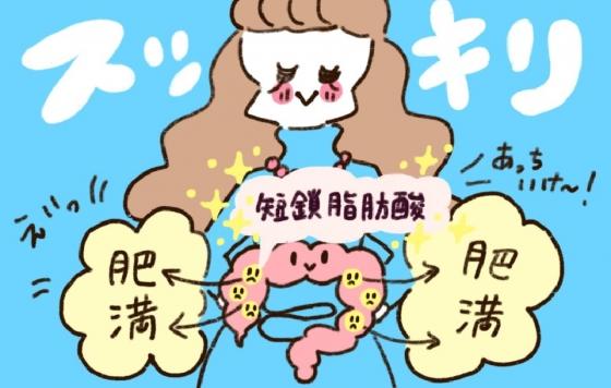 短鎖脂肪酸とは